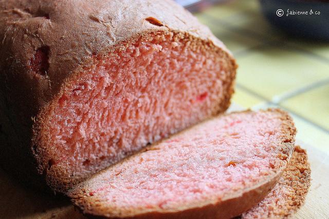 pain aux pralines roses