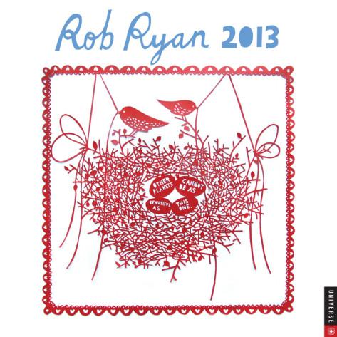 rob ryan calendar