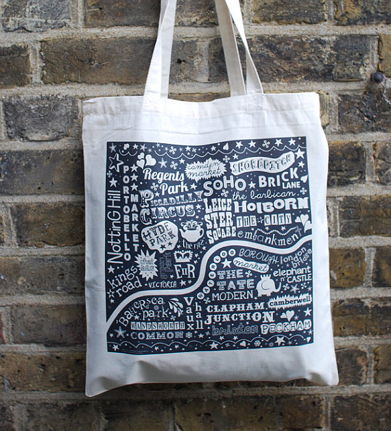 tote bag london