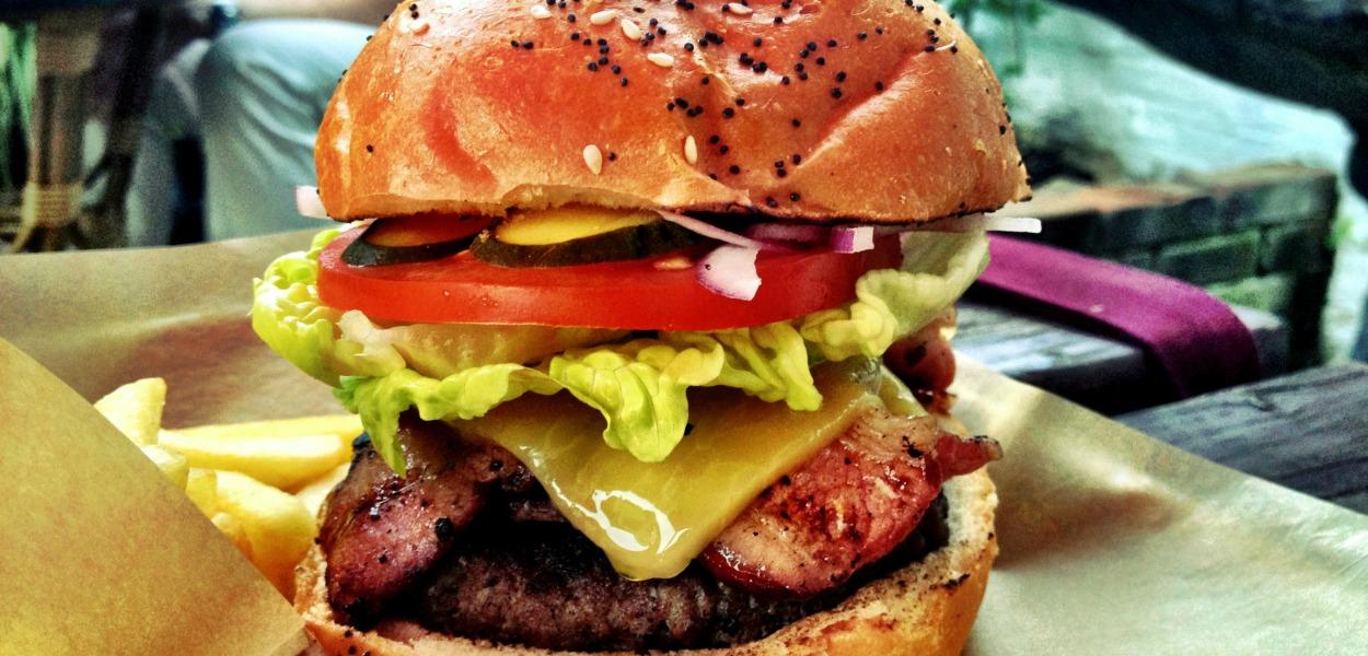 burger london