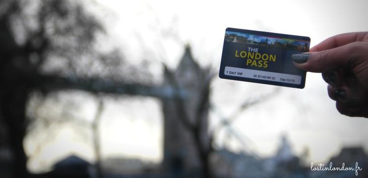 visiter Londres avec le london pass