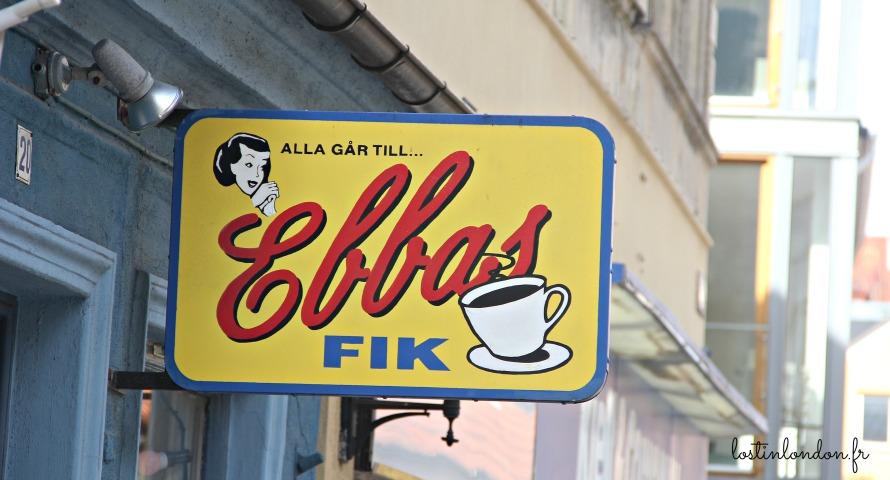 coffee cafe sweden stockholm