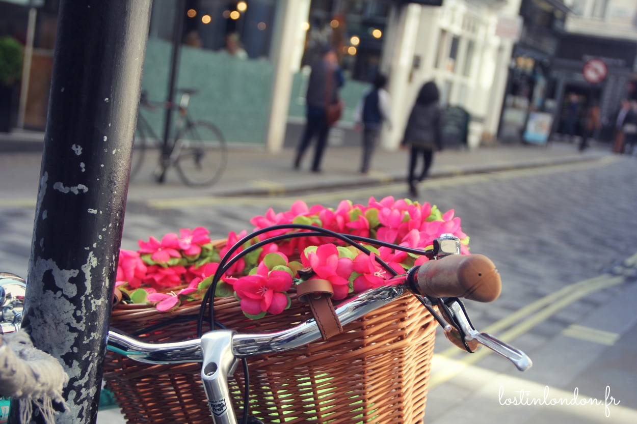 Flower power bike soho london