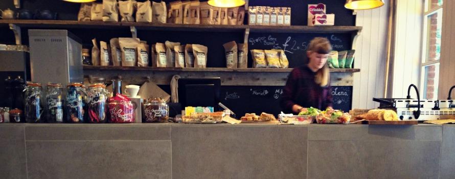 coffee place W5