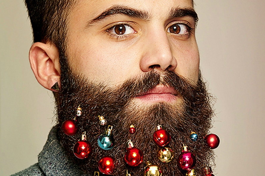 Beard Baubles hipster