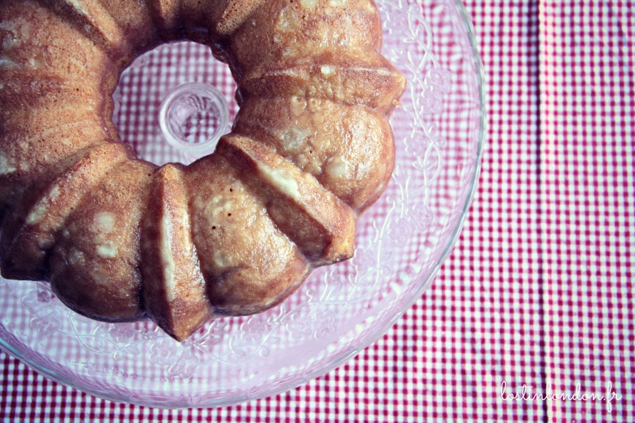 bundt cake recette recipe