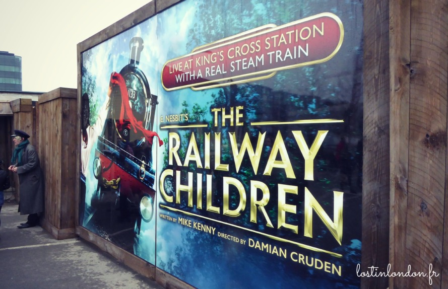 the railway children King's Cross