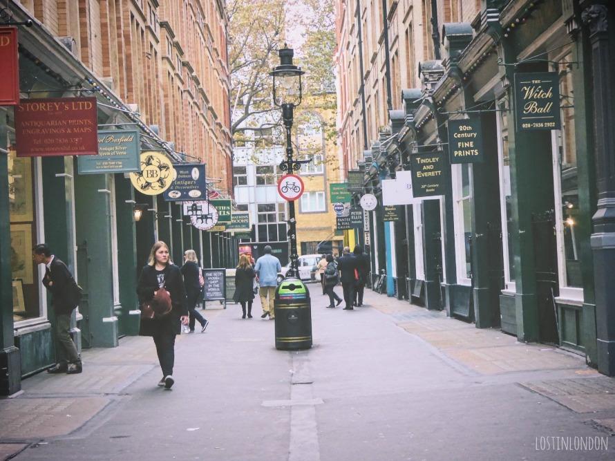 cecil court london