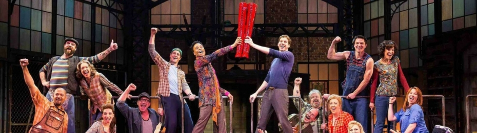 kinky boots londres