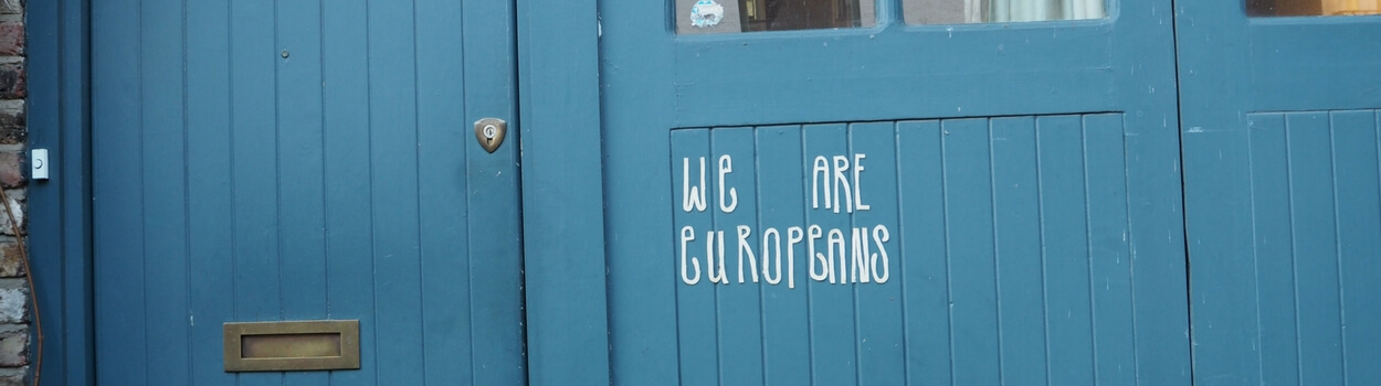 we are europeans